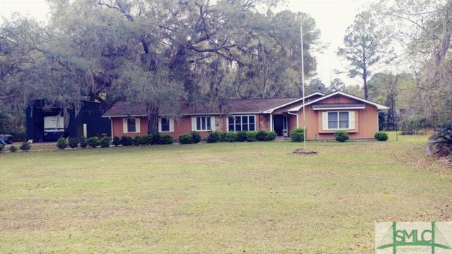 406 Deerwood Road, Hinesville, GA 31313 (MLS #204589) :: Teresa Cowart Team