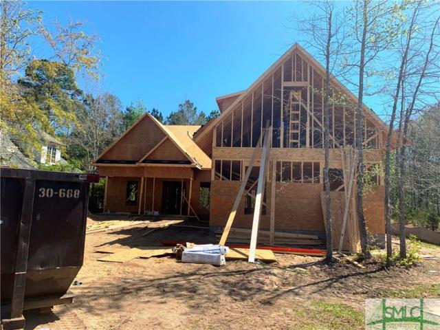 106 Kent Trail, Pooler, GA 31322 (MLS #204598) :: The Arlow Real Estate Group