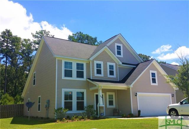 508 Stonebridge Circle, Savannah, GA 31419 (MLS #204644) :: The Arlow Real Estate Group
