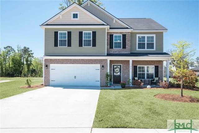 210 Smoke Rise Road, Richmond Hill, GA 31324 (MLS #204653) :: The Arlow Real Estate Group