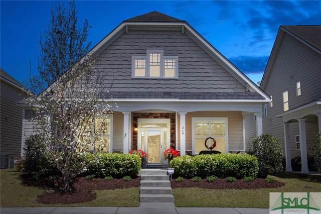 219 Clearwater Circle, Port Wentworth, GA 31407 (MLS #204657) :: Coastal Savannah Homes
