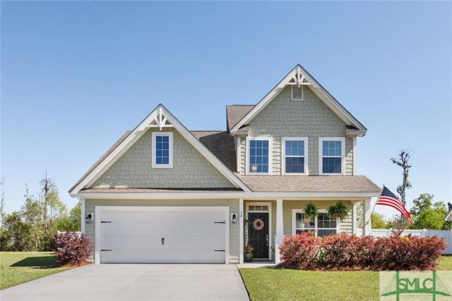 58 Belle Gate Court, Pooler, GA 31322 (MLS #204665) :: Coastal Savannah Homes