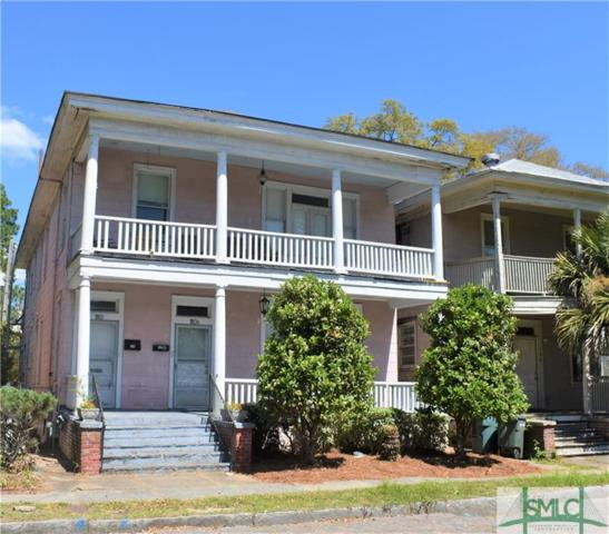 110 W 31st Street, Savannah, GA 31401 (MLS #204726) :: The Randy Bocook Real Estate Team