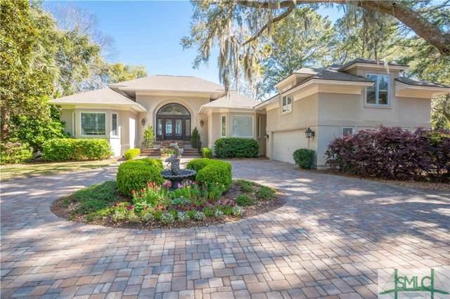33 Seawatch Drive, Savannah, GA 31411 (MLS #204741) :: The Arlow Real Estate Group