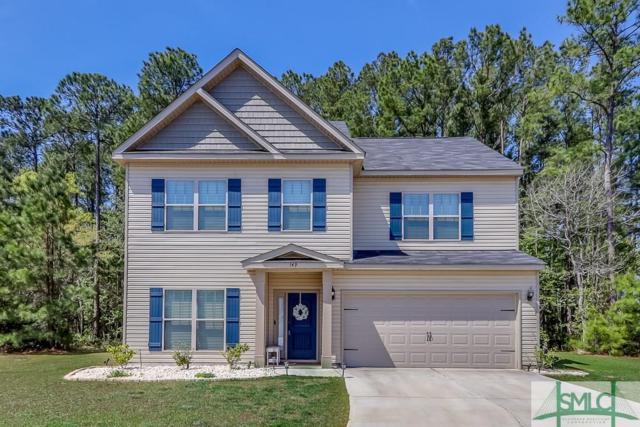 149 Buckskin Court, Guyton, GA 31312 (MLS #204767) :: The Randy Bocook Real Estate Team