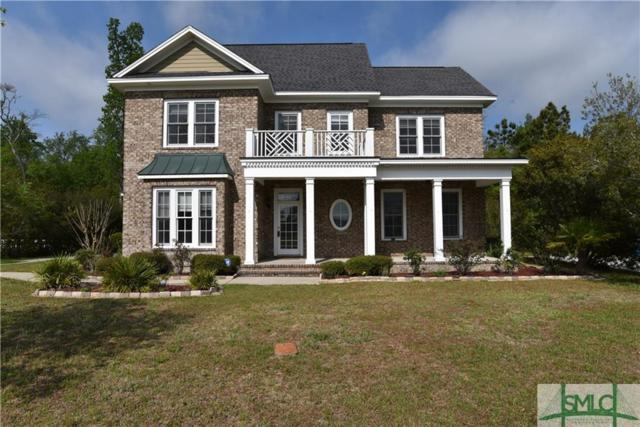 20 Sunbury Drive, Richmond Hill, GA 31324 (MLS #204785) :: The Arlow Real Estate Group