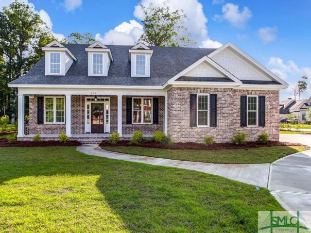 102 Enclave Boulevard, Savannah, GA 31419 (MLS #204791) :: Teresa Cowart Team