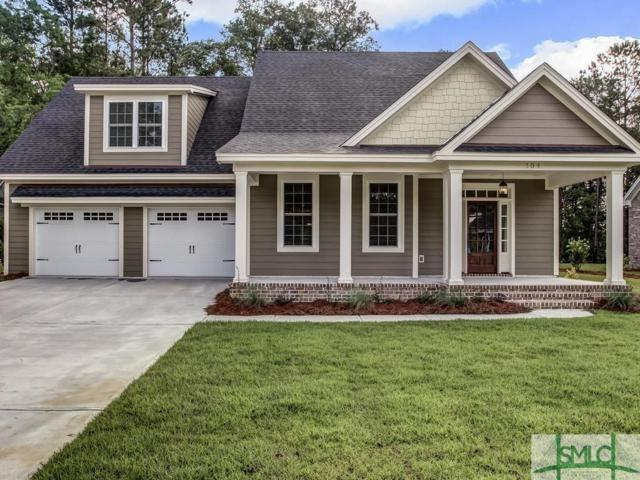 104 Enclave Boulevard, Savannah, GA 31419 (MLS #204795) :: Keller Williams Coastal Area Partners