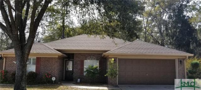 31 Chapel Drive, Savannah, GA 31406 (MLS #204802) :: The Randy Bocook Real Estate Team