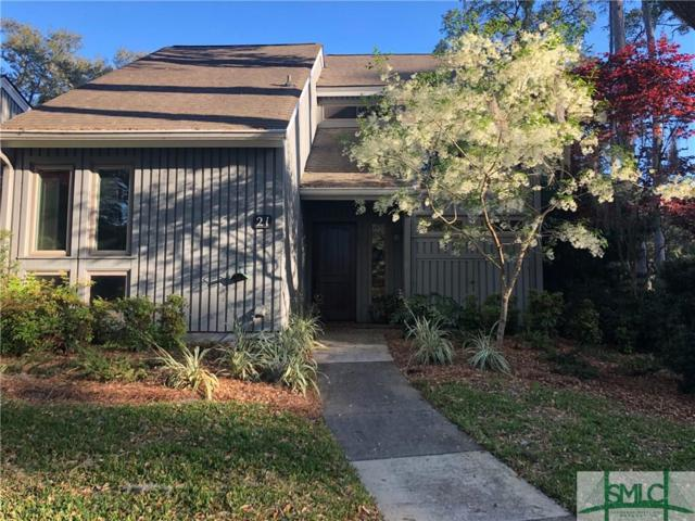 21 Dame Kathryn Drive, Savannah, GA 31411 (MLS #204815) :: The Arlow Real Estate Group