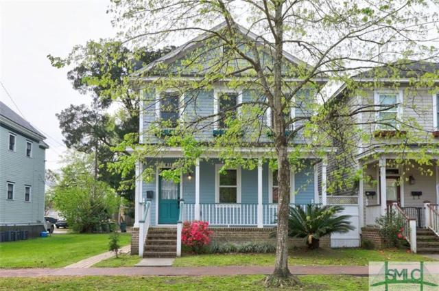 411 E Park Avenue, Savannah, GA 31401 (MLS #204820) :: Teresa Cowart Team