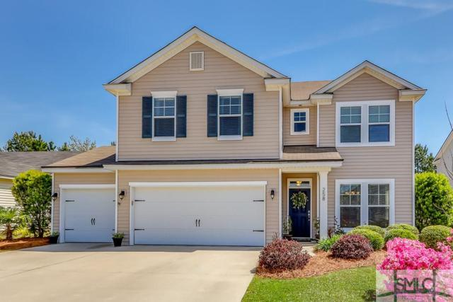 258 Willow Point Circle, Savannah, GA 31407 (MLS #204822) :: Teresa Cowart Team