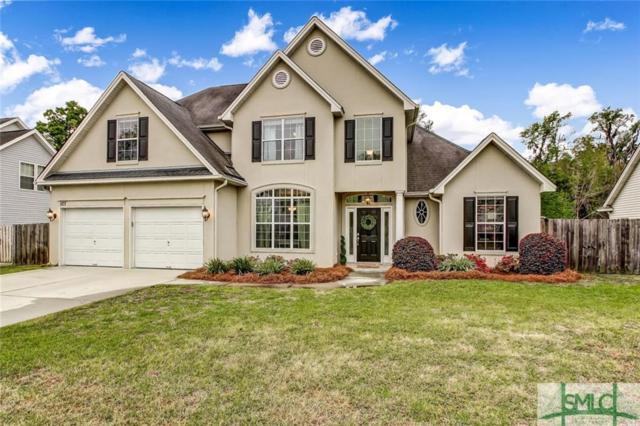 107 Creekside Drive, Pooler, GA 31322 (MLS #204871) :: The Arlow Real Estate Group