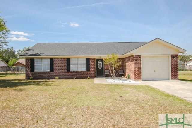 1458 Flo Zechman Drive, Hinesville, GA 31313 (MLS #204914) :: Teresa Cowart Team