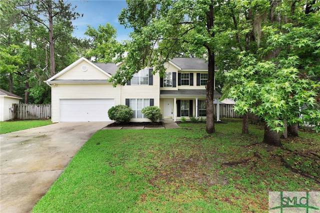 22 Avocet Way, Savannah, GA 31419 (MLS #204915) :: Coastal Savannah Homes