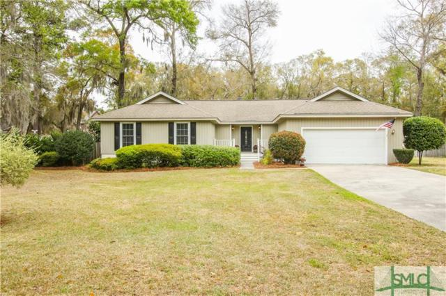 12 Sandown Road, Savannah, GA 31419 (MLS #204927) :: The Sheila Doney Team