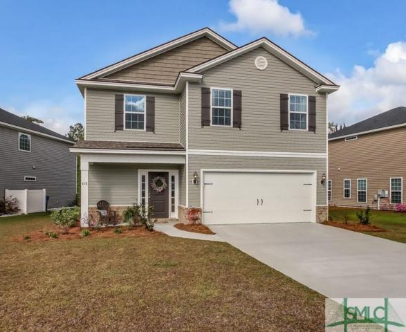 428 Sunbury Drive, Richmond Hill, GA 31324 (MLS #204959) :: The Arlow Real Estate Group