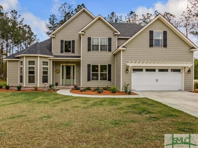 129 Maddy Way, Richmond Hill, GA 31324 (MLS #204974) :: The Randy Bocook Real Estate Team
