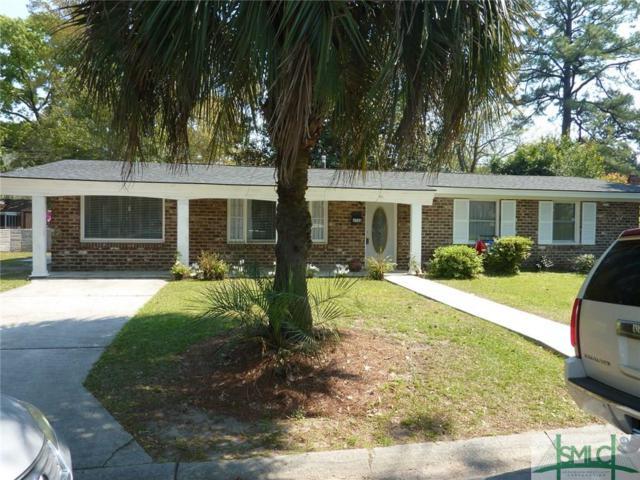 4768 Herty Drive, Savannah, GA 31405 (MLS #205006) :: Keller Williams Realty-CAP