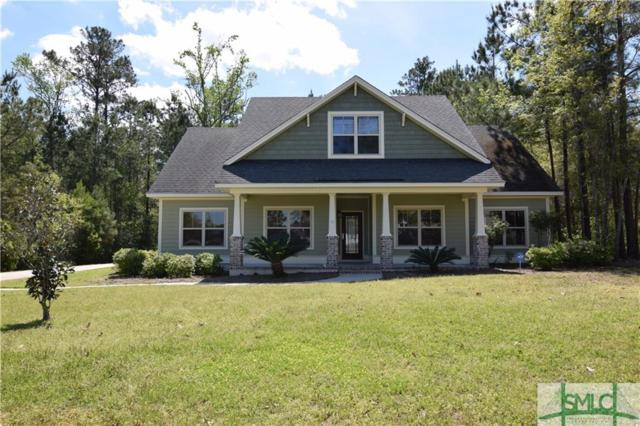 190 Sunbury Drive, Richmond Hill, GA 31324 (MLS #205024) :: The Arlow Real Estate Group