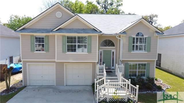105 Runner Road, Savannah, GA 31410 (MLS #205041) :: The Randy Bocook Real Estate Team