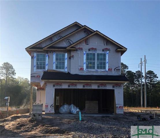 1237 Cypress Fall Circle, Hinesville, GA 31313 (MLS #205058) :: The Randy Bocook Real Estate Team