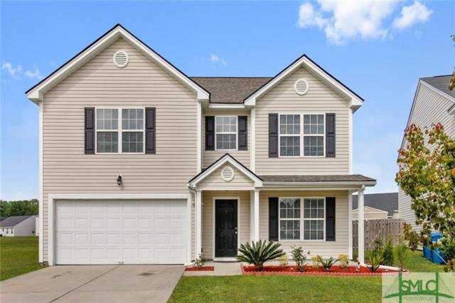 32 Braxton Manor Drive, Port Wentworth, GA 31407 (MLS #205062) :: The Arlow Real Estate Group
