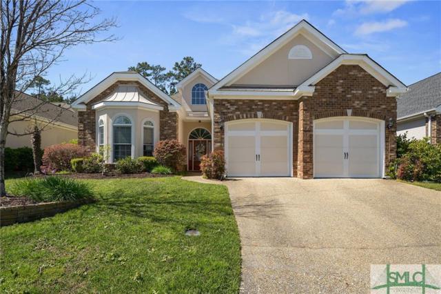 4 Lazy Hammock Court, Savannah, GA 31419 (MLS #205077) :: The Randy Bocook Real Estate Team