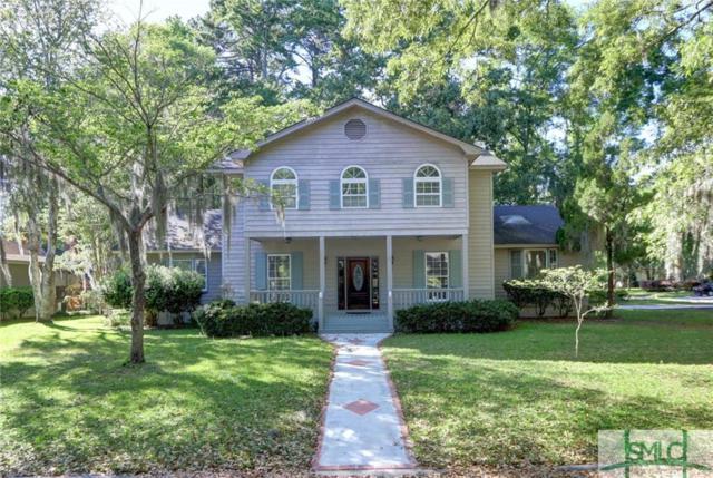 8 Cove Drive, Savannah, GA 31419 (MLS #205100) :: Karyn Thomas