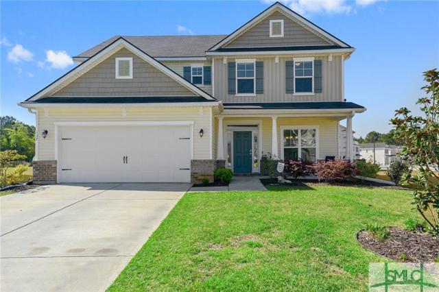 137 Endicott Drive, Savannah, GA 31419 (MLS #205129) :: The Randy Bocook Real Estate Team
