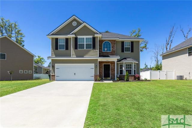 1304 Hill View Circle, Hinesville, GA 31313 (MLS #205132) :: The Randy Bocook Real Estate Team