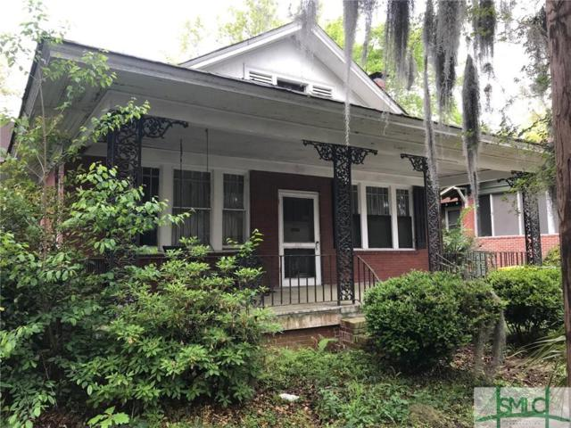 637 E 40th Street, Savannah, GA 31401 (MLS #205146) :: The Arlow Real Estate Group