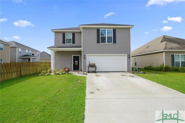 133 Calm Oak Circle, Savannah, GA 31419 (MLS #205167) :: The Arlow Real Estate Group