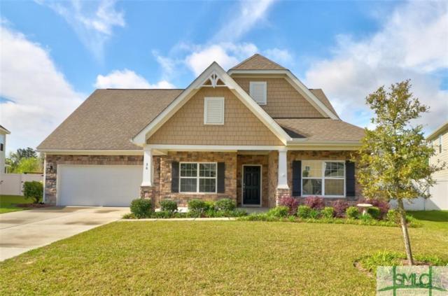 36 Belle Gate Court, Pooler, GA 31322 (MLS #205170) :: Coastal Savannah Homes