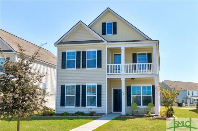 75 Timber Crest Court, Savannah, GA 31407 (MLS #205180) :: The Randy Bocook Real Estate Team