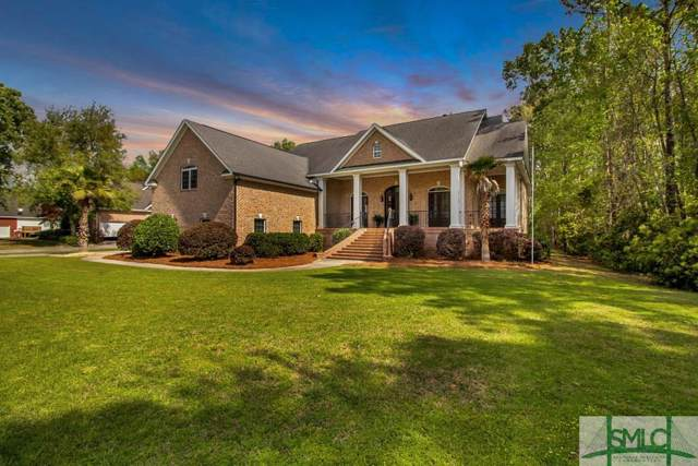525 Kelsall Drive, Richmond Hill, GA 31324 (MLS #205195) :: The Arlow Real Estate Group