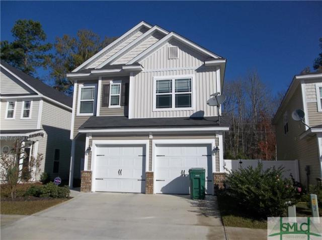 370 Summer Hill Way, Richmond Hill, GA 31324 (MLS #205225) :: Coastal Savannah Homes