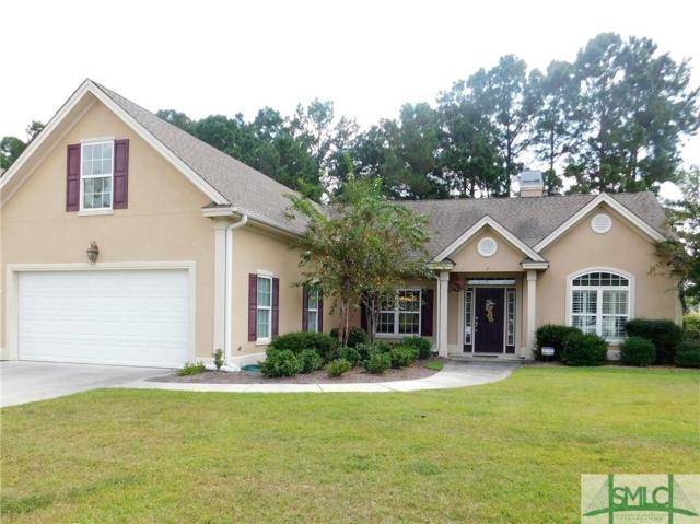 2 Iron Gate Court, Pooler, GA 31322 (MLS #205251) :: Coastal Savannah Homes