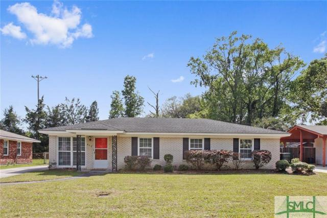 517 San Anton Drive, Savannah, GA 31419 (MLS #205265) :: Coastal Savannah Homes