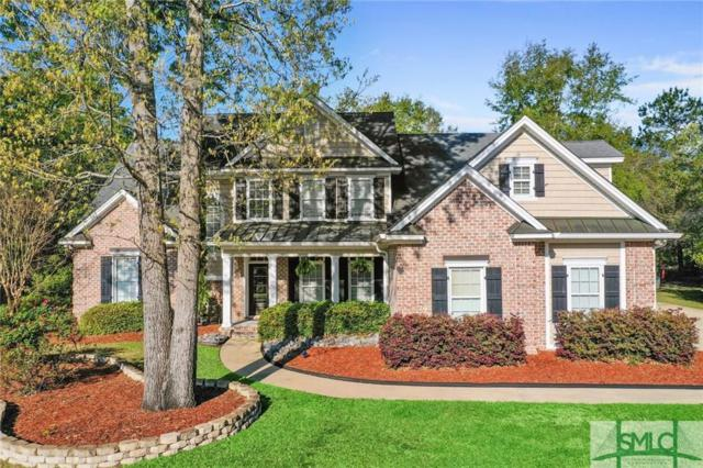 15 Chastain Circle, Richmond Hill, GA 31324 (MLS #205297) :: Liza DiMarco