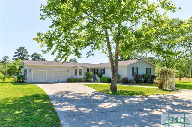 155 Pine Hill Drive, Guyton, GA 31312 (MLS #205315) :: The Sheila Doney Team