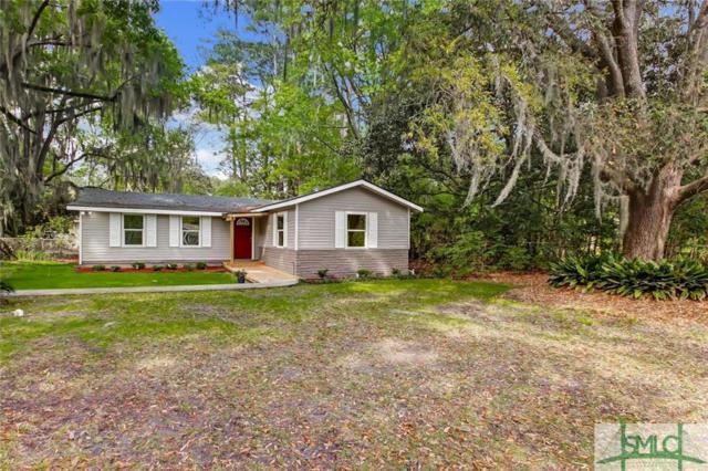 606 Johnston Street, Savannah, GA 31405 (MLS #205326) :: McIntosh Realty Team