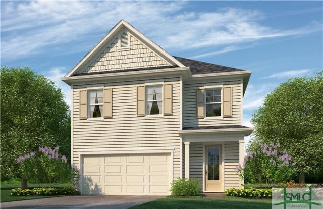 109 Bushwood Drive N, Pooler, GA 31322 (MLS #205331) :: The Arlow Real Estate Group