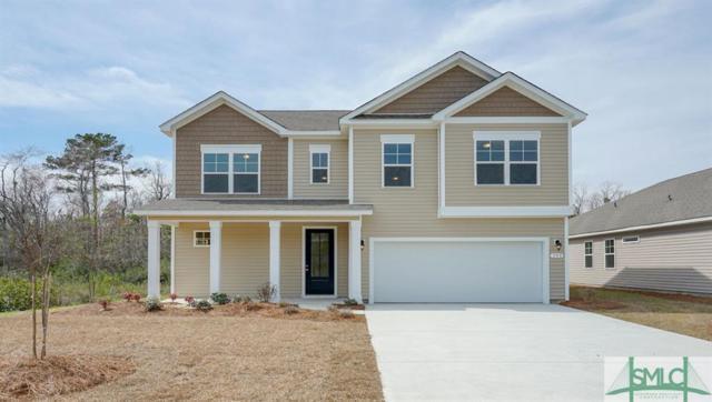 111 Bushwood Drive, Pooler, GA 31322 (MLS #205333) :: The Arlow Real Estate Group