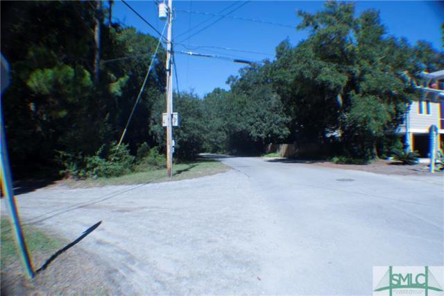 0 Mckenzie Street, Tybee Island, GA 31328 (MLS #205334) :: The Randy Bocook Real Estate Team