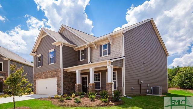 113 Bushwood Drive, Pooler, GA 31322 (MLS #205335) :: The Arlow Real Estate Group