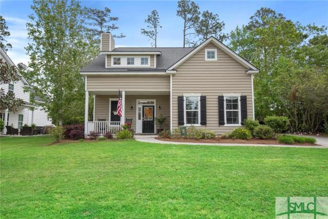 35 Bark Branch Road, Richmond Hill, GA 31324 (MLS #205345) :: The Arlow Real Estate Group