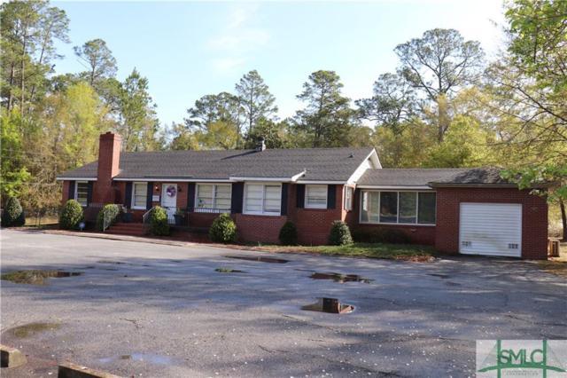1102 N. Columbia Ave. (Hwy. 21) Avenue, Rincon, GA 31326 (MLS #205351) :: The Randy Bocook Real Estate Team