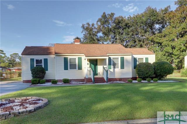 116 Timberline Drive, Savannah, GA 31404 (MLS #205382) :: The Randy Bocook Real Estate Team