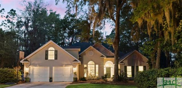 122 Woodline Drive, Savannah, GA 31410 (MLS #205398) :: Karyn Thomas
